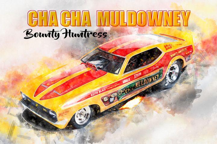 Cha Cha Muldowney - Theodor Decker