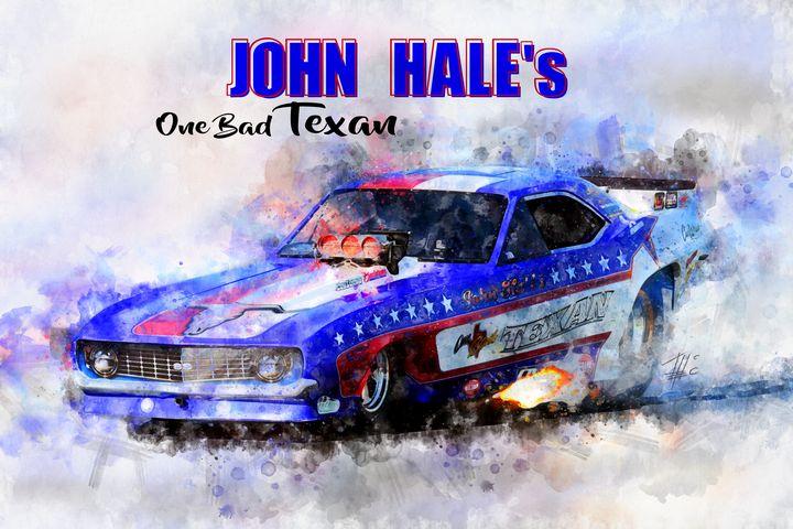 John Hale's Texan - Theodor Decker
