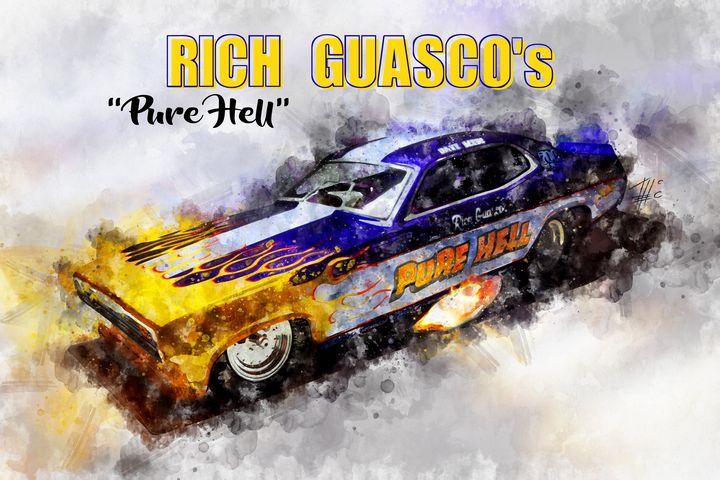 Rich Guasco, Pure Hell - Theodor Decker