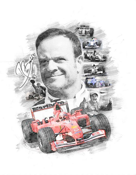 Rubens Barrichello - Theodor Decker