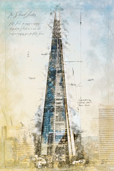 The Shard, London - Theodor Decker