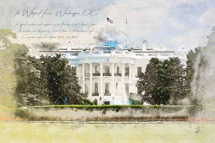 White House, Washington DC - Theodor Decker