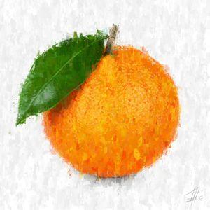 Orange - Theodor Decker
