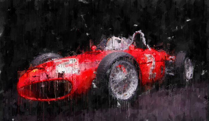 Ferrari Sharknose - Theodor Decker