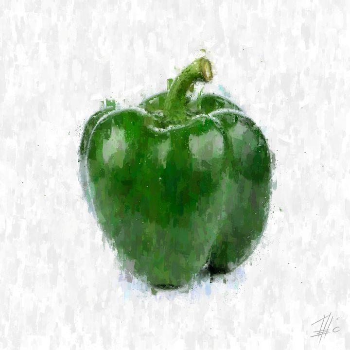 Green Pepper - Theodor Decker