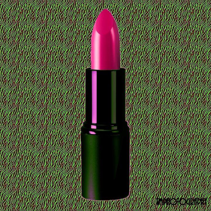 Green Zebra Print Lipstick - TMphotographyBaltimore