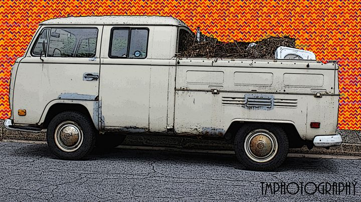 Orange Old School - TMphotographyBaltimore