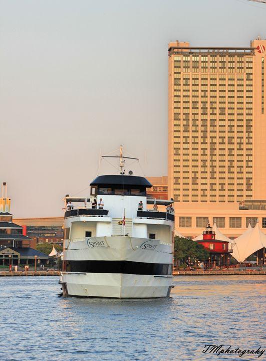 Spirit Boat - TMphotographyBaltimore