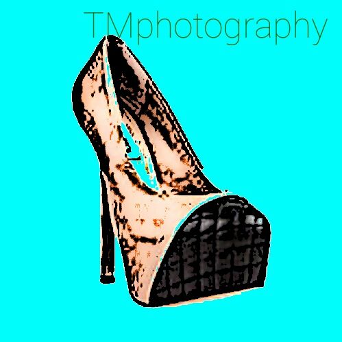 Cartoon Stiletto - TMphotographyBaltimore