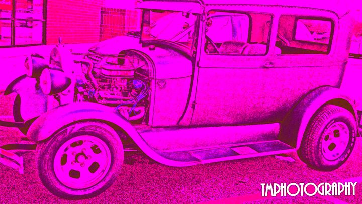 Pink Classic - TMphotographyBaltimore