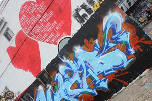 The Heart of Graffiti Howard Street
