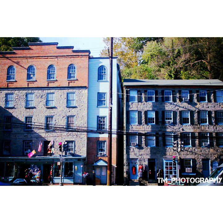 Ellicott City, MD Strip - TMphotographyBaltimore