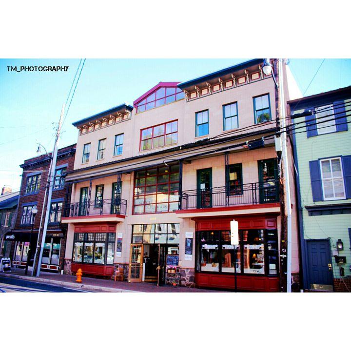 Ellicott City Street - TMphotographyBaltimore