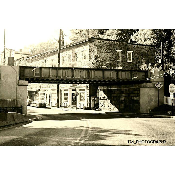 Ellicott City Bridge - TMphotographyBaltimore