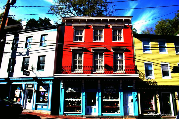 Ellicott City, Maryland Strip - TMphotographyBaltimore