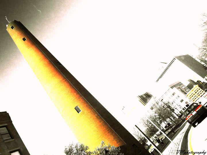 Across from Penn Station - TMphotographyBaltimore