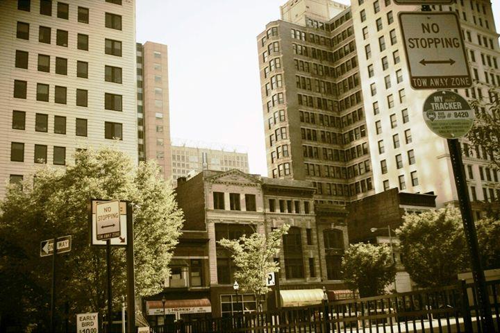 Baltimore Street - TMphotographyBaltimore