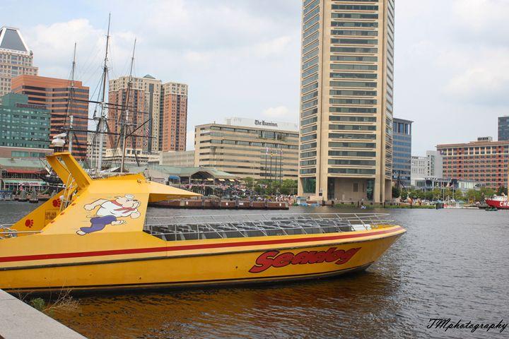 Seadog Boat - TMphotographyBaltimore