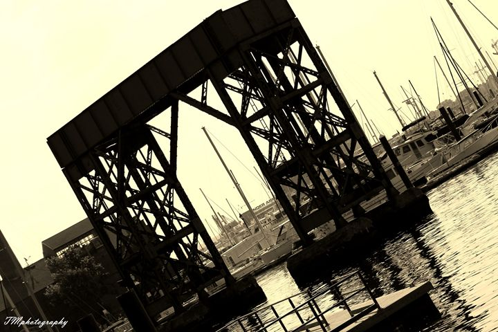 Fells Point Park Waterfront - TMphotographyBaltimore