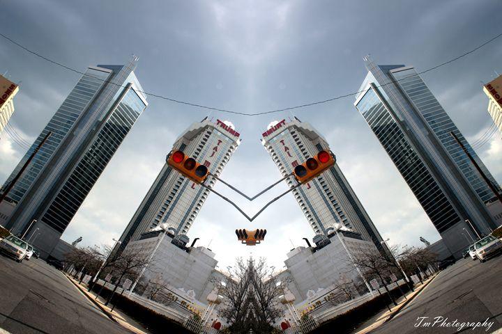 Phili Mirror Image - TMphotographyBaltimore