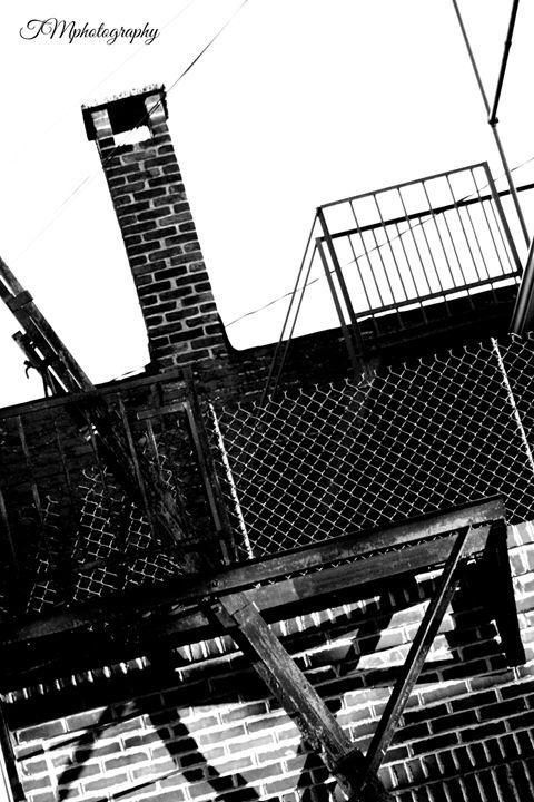 Baltimore Balcony - TMphotographyBaltimore