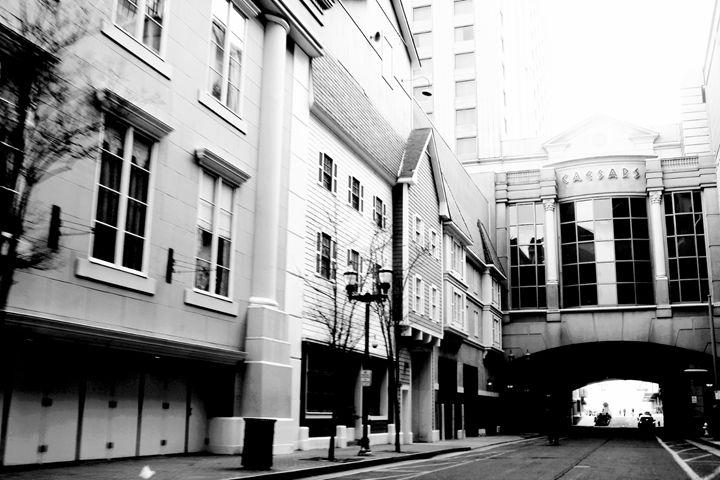 Caesar Hotel Side View - TMphotographyBaltimore