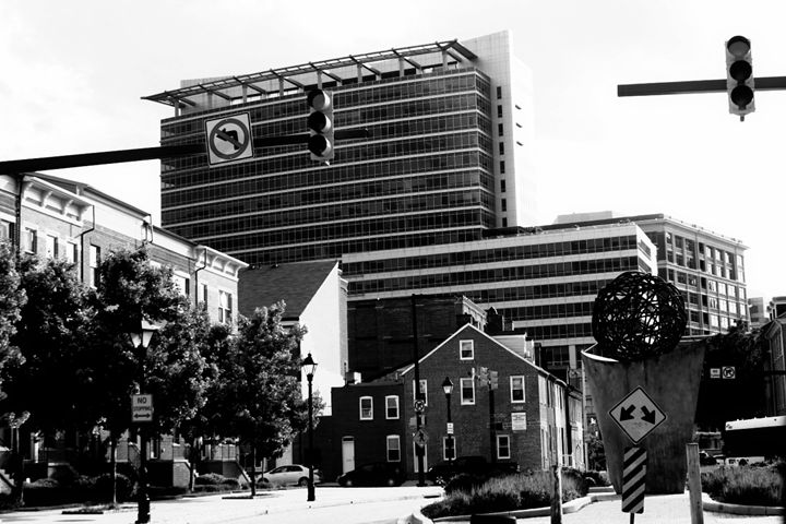 Orleans Red Light - TMphotographyBaltimore