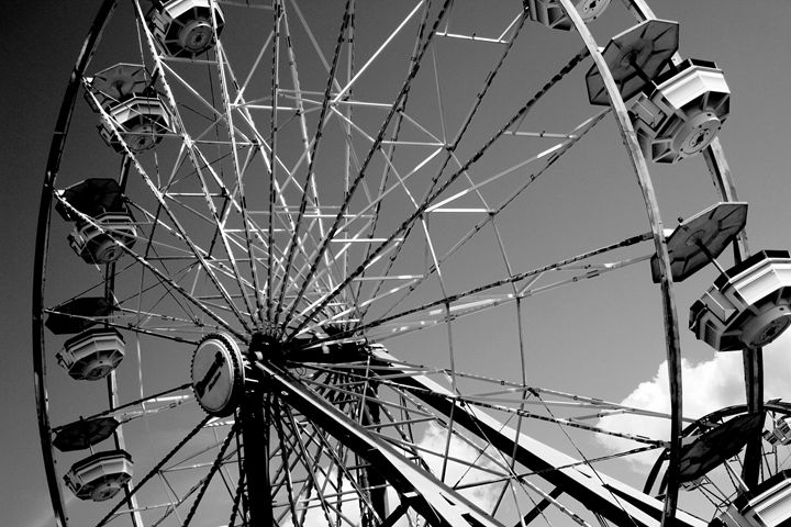 Woodlawn Ferris Wheel - TMphotographyBaltimore