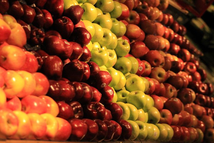 Red and Green Apples - TMphotographyBaltimore