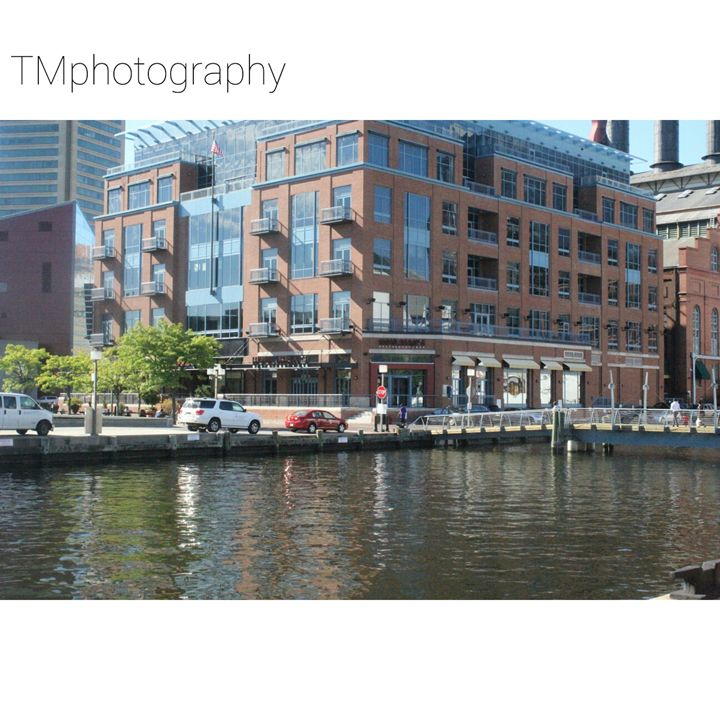 Restuarants of The Harbor - TMphotographyBaltimore