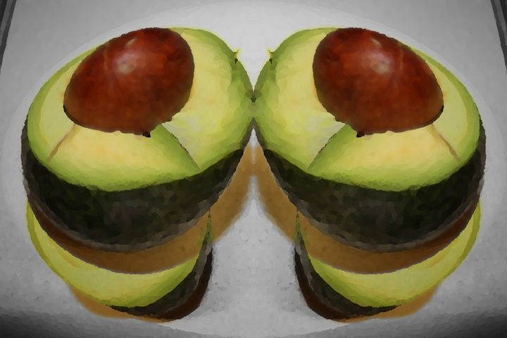 Double Avocado - TMphotographyBaltimore