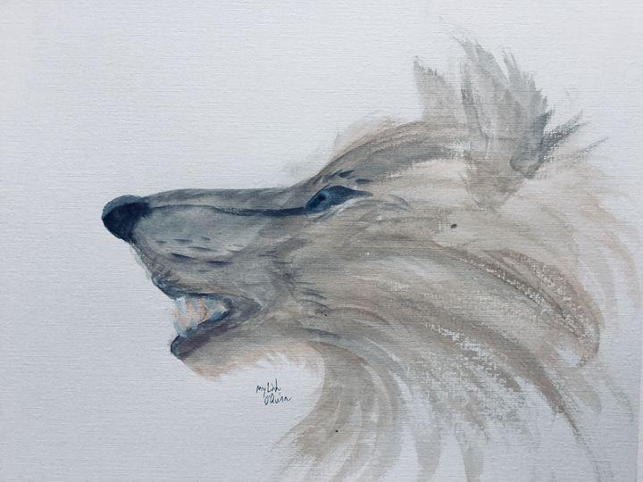 Wild Wolf - My Linh O'Quinn