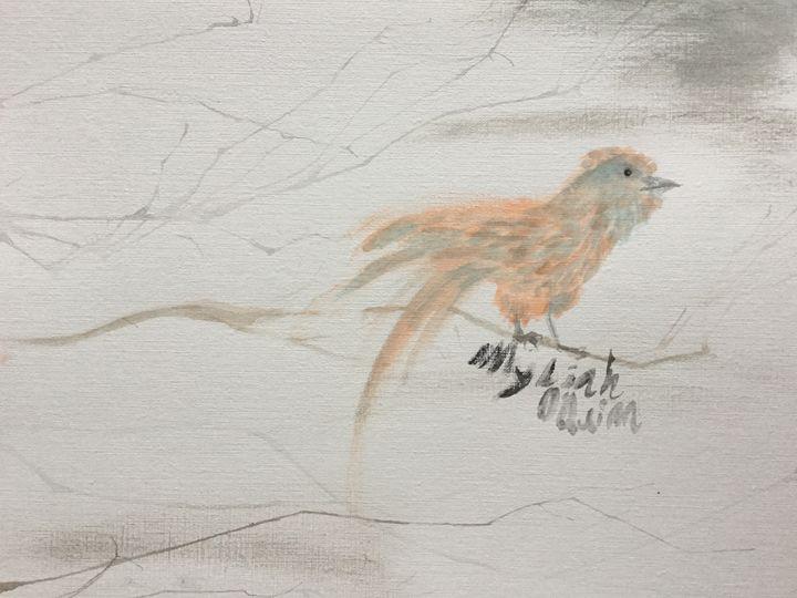 The Tomorrow Bird - My Linh O'Quinn