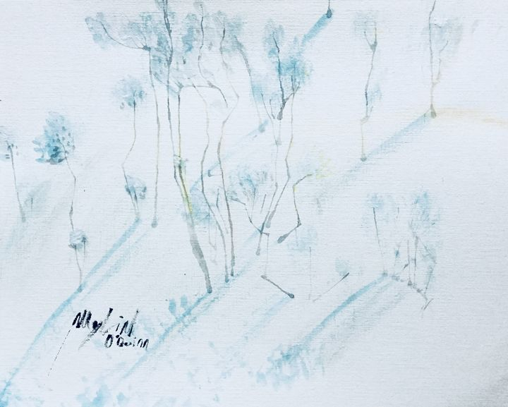 Winter Woods - My Linh O'Quinn