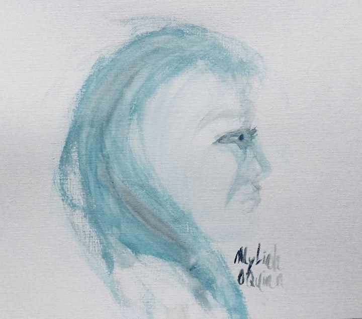 Cold Woman - My Linh O'Quinn