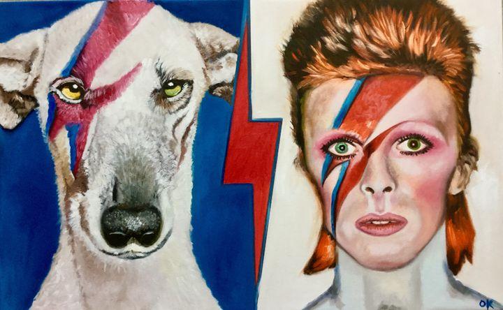 David Bowie - Olga Koval