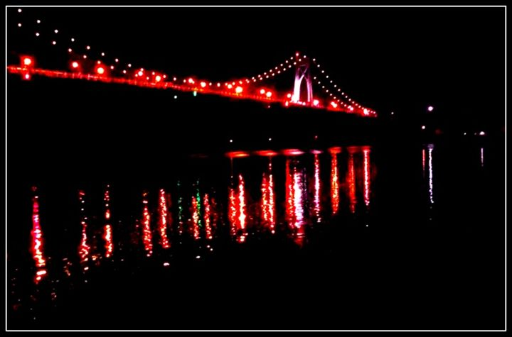 Digital Photo of Poughkeepsie Bridge - La Casa De Seviles