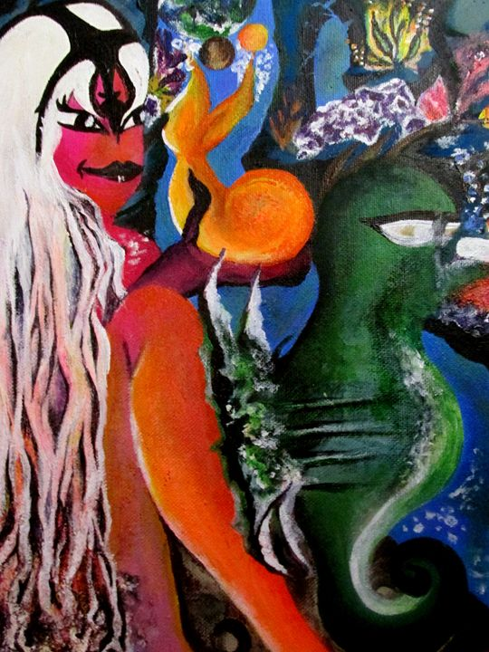 Mother Nature Part II: Rebirth - La Casa De Seviles