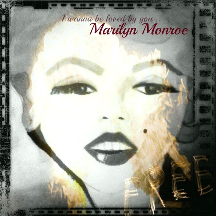 Pop Art Portrait of Marilyn Monroe! - La Casa De Seviles