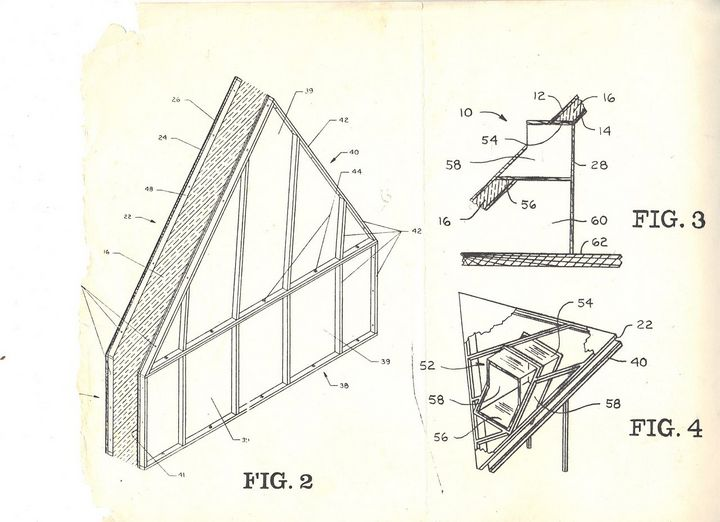 PATENT DRAWING - A BRUSH with ALAN