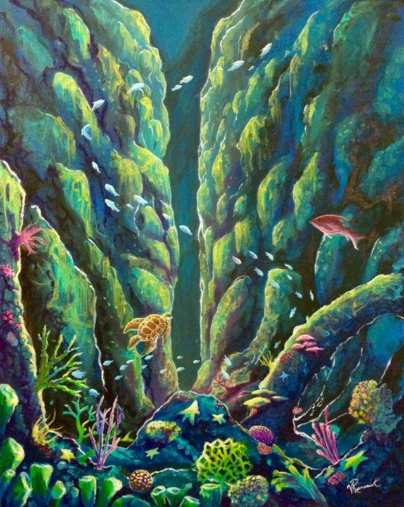 Undersea - Veron Ramsawak Artitst