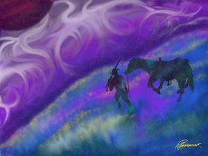 Final Journey by Veron Ramsawak