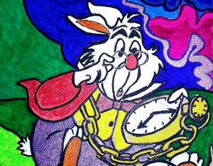 Alice and Wonderland's Mctwisp