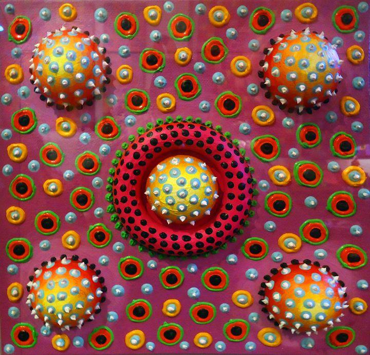 Big bang - Paintings