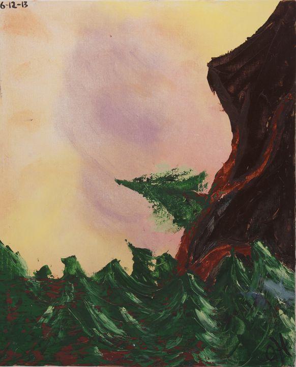 Climbing The Bighorn Mountains - Ashton Hullinger
