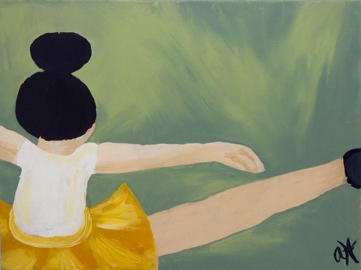 Little Ballerina - Ashton Hullinger