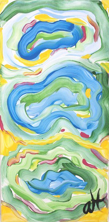 The Cells Of The Mind - Ashton Hullinger