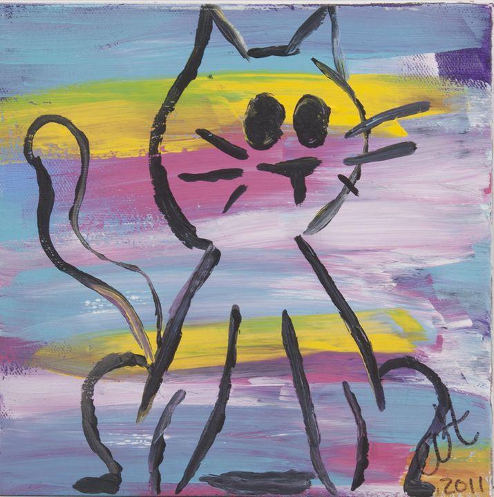 Rainbow Kitty - Ashton Hullinger