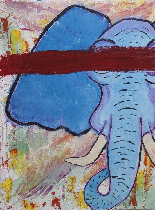 Save The Elephants - Ashton Hullinger