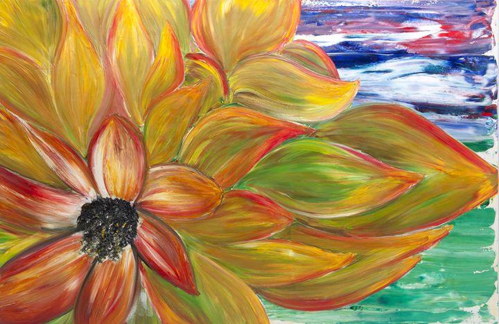 Sunshine, So Divine - Ashton Hullinger
